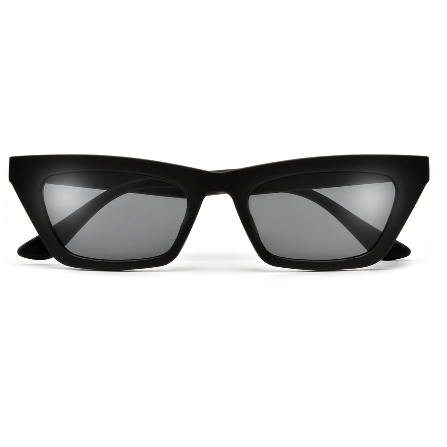 Oversize Braided Frame High Fashion Sunglasses - Sunglass Spot