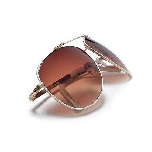 Oversized 65mm High Fashion Aviator