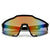 Oversize Full Coverage Active Sport Super Shield Sunglasses