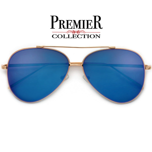 Premier Collection-Oversize Modern Teardrop Retro Appeal Classic Aviator