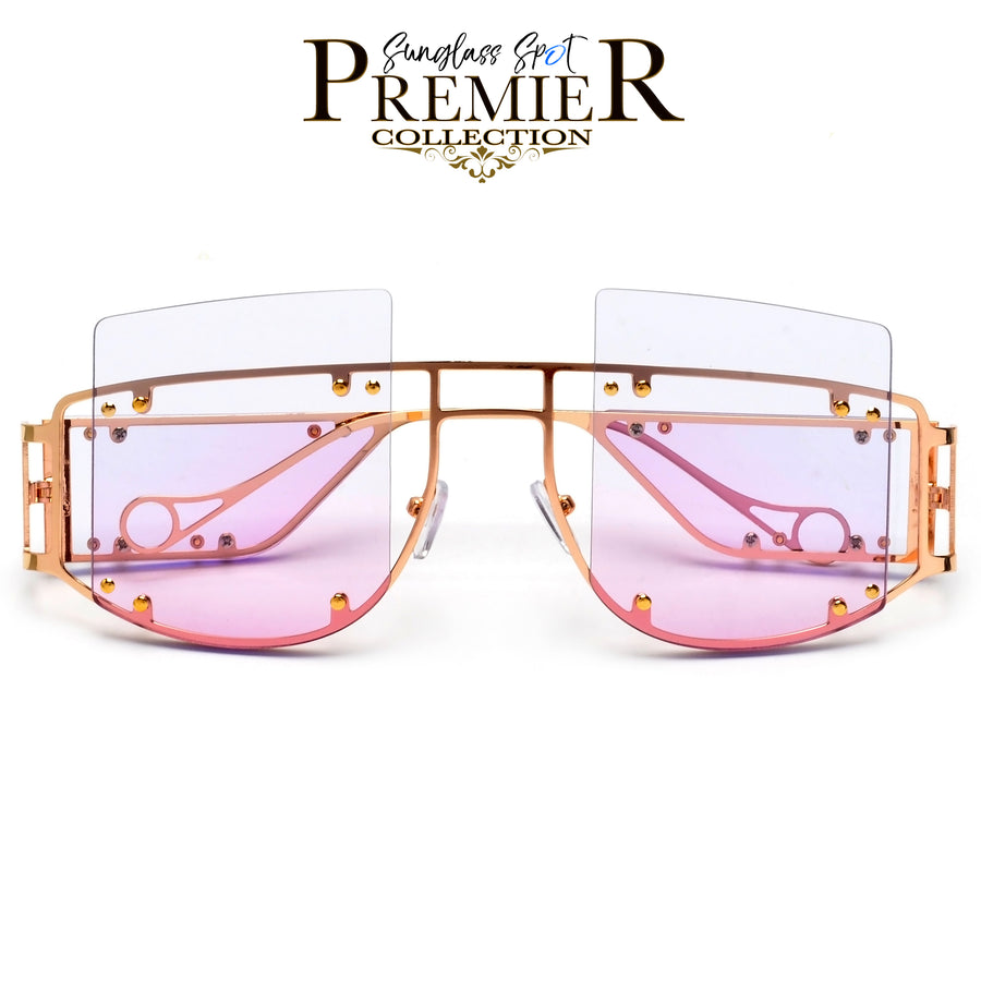 PREMIER COLLECTION-LOUD FUTURISTIC POP CULTURE SUNNIES