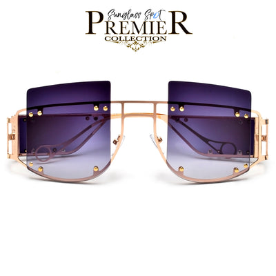 PREMIER COLLECTION-LOUD FUTURISTIC POP CULTURE SUNNIES - Sunglass Spot