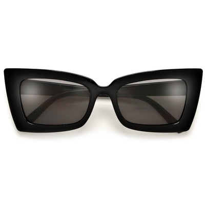 55mm Rectangular Cat Eye Sunnies