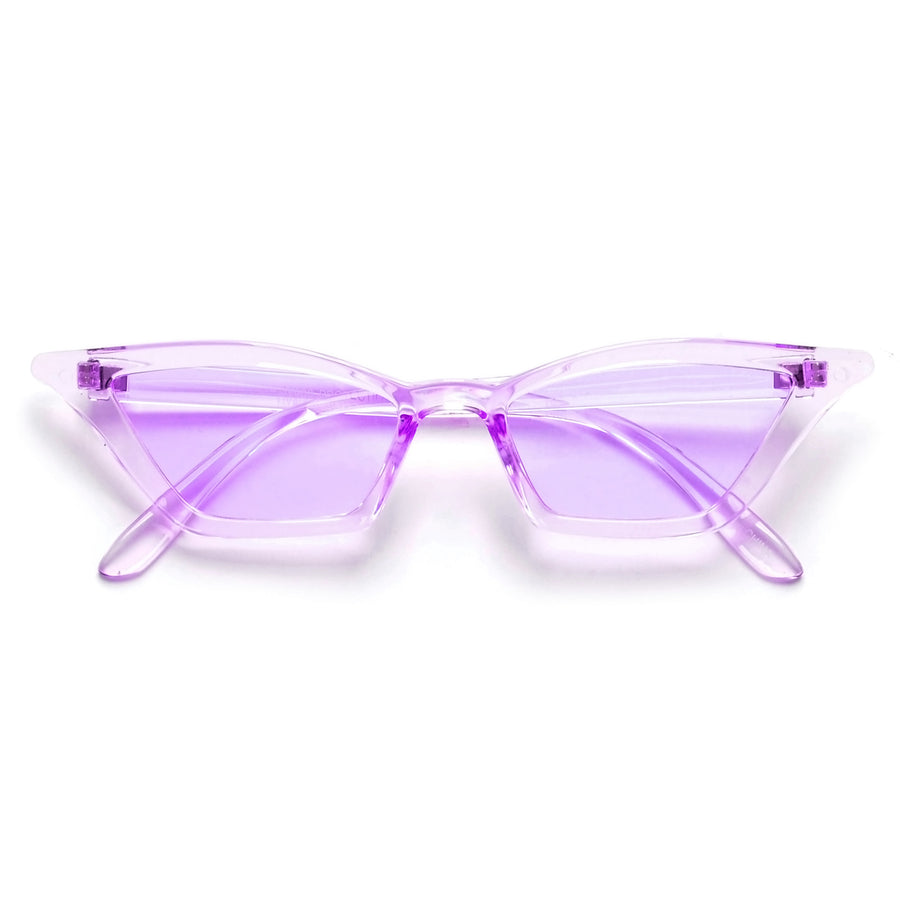 Colorful Edgy Cat Eye Sunnies