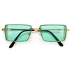 Retro Vibe Slim Ventilated Side Cup Sunnies