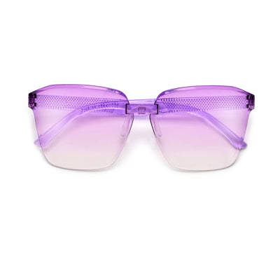 Modern Rectangular Fashion Sunnies - Sunglass Spot