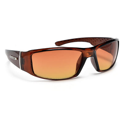 HD Clarity Vision Sport Wrap Around Sunglasses - Sunglass Spot