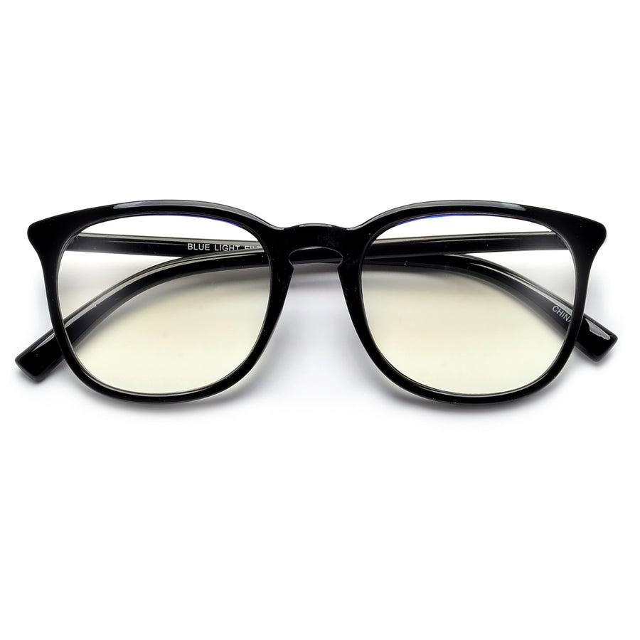 Classic Keyhole Bridge Blue Light Eyewear