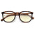 Oversize Rimless Squared Off Stand Out Super Shield Sunnies