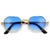 Geometric Slim Flex Hinge Sunnies