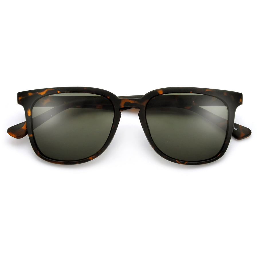 Classic Lightweight Keyhole Bridge Dapper Shades - Sunglass Spot
