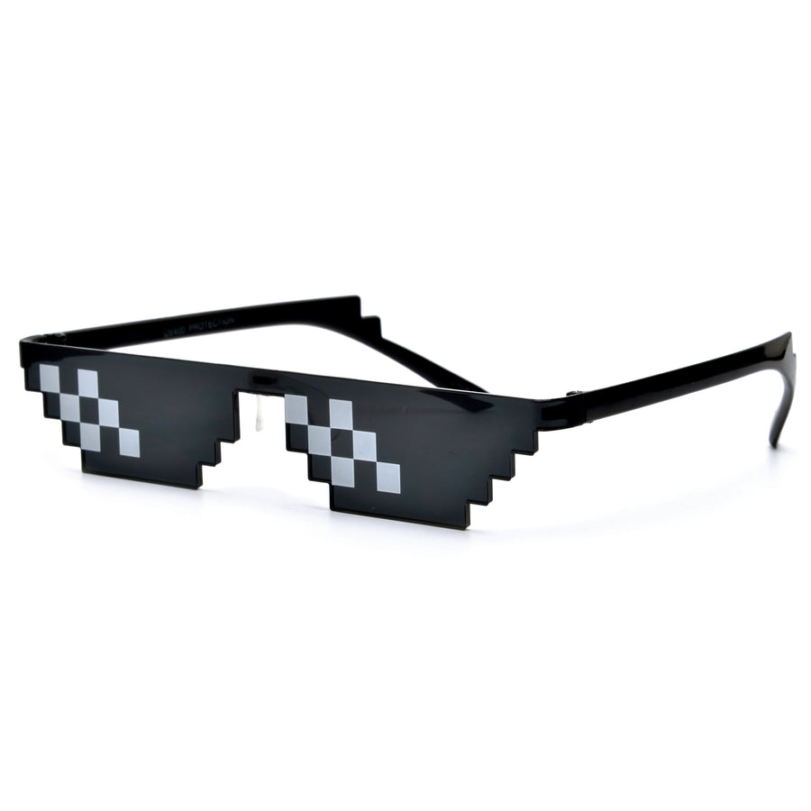 Thug Life Parody Novelty Sunglasses