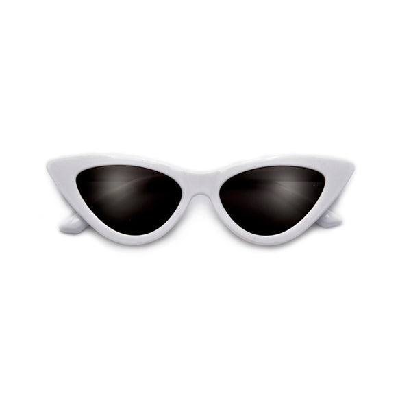 Kids Slim Streamlined Cat Eye Sunnies