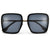 Iconic Oversize  Square Sunglasses