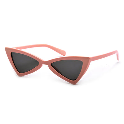 Sleek Chic Bow Tie Silhouette Sunnies - Sunglass Spot
