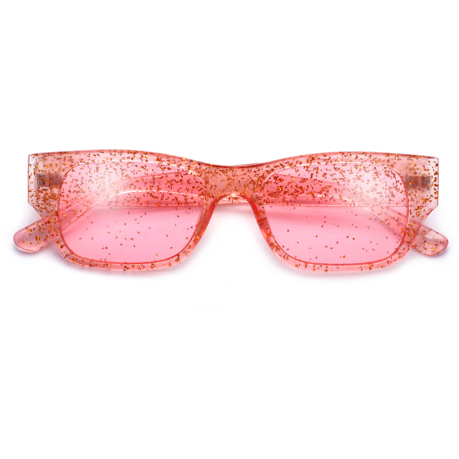 Sparkling Star Dust Glittered Sunnies