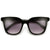 Modern Flat Shield Lens Cat Eye Sunnies