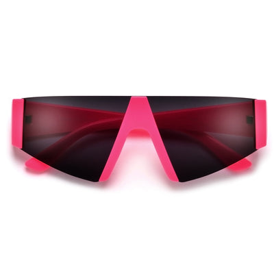 Retro Throwback Triangular Sunnies - Sunglass Spot