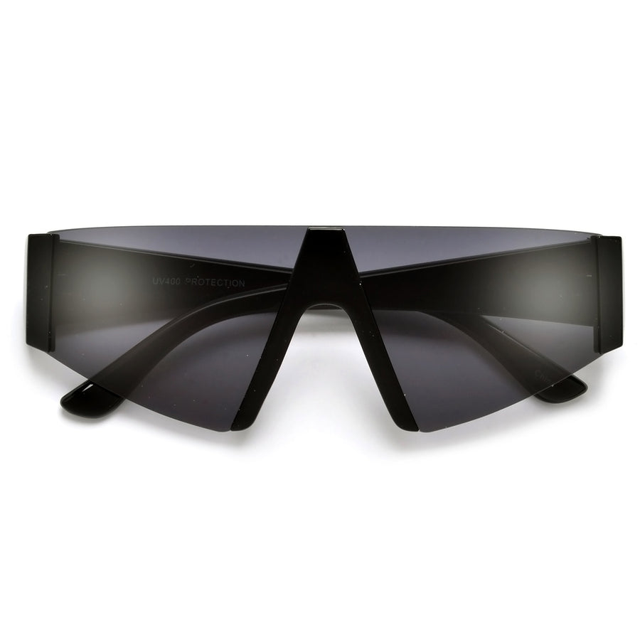 Retro Throwback Triangular Sunnies