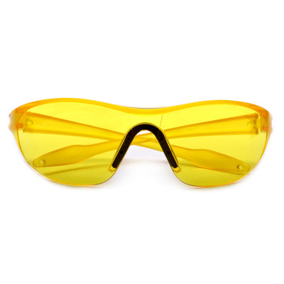 Wraparound Light Project Safety Glasses