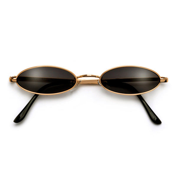 90s Ultra Slim Oval Sunnies