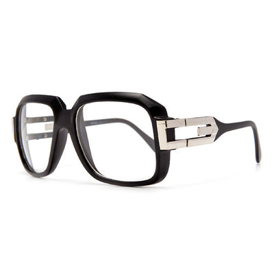 "80s Rap Band ""Run DMC"" Signature Inspired Square Frame Eyewear Glasses - Sunglass Spot"