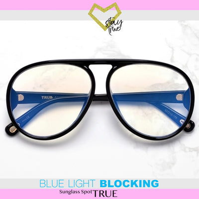 TRUE BARON BLUE LIGHT - Sunglass Spot