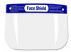 Full Coverage Wrap Around Anti-Fog Safety Protective Face Shield - Sunglass Spot
