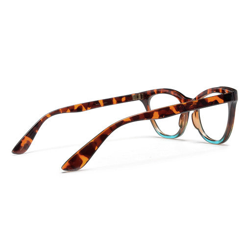 Vintage Inspired Cat Eye Silhouette Chic Trendy Reading Glasses