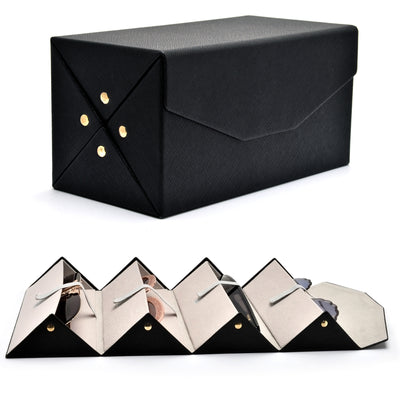 4 Piece Fold-Up Sunglass Case
