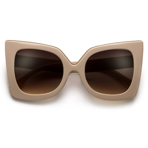 Subtle Heart Shaped Thin Metal Sunnies