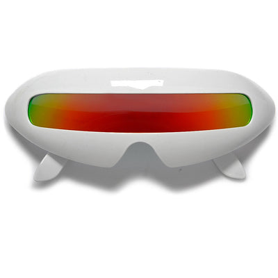 Cyclops Futuristic Costume Sunglasses