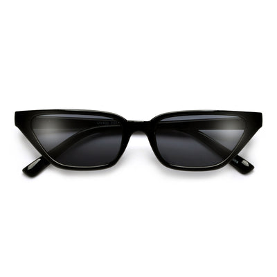Sleek and Slim Cat Eye Sunnies