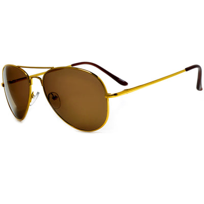 Lets Be Cops Aviator Style Sunglasses - Sunglass Spot