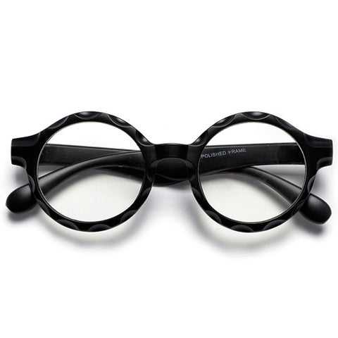 Retro 55mm Pointed Tip Cat Eye Contour Eyewear Glasses
