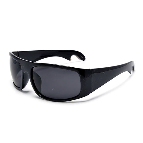 All Night Raver Glow in the Dark Clear Lens Wayfarer