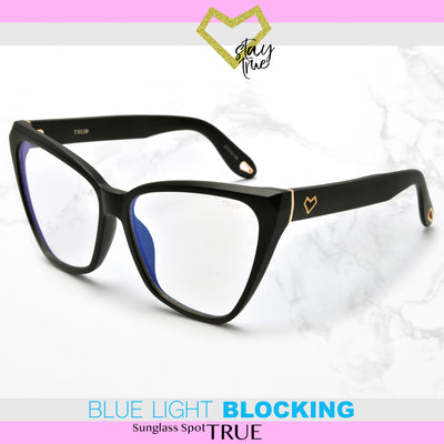 SO TRUE BLUE LIGHT - Sunglass Spot