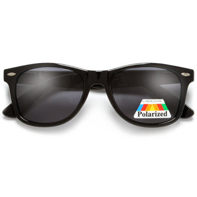 Original Classic 80's Sunglasses with Polarized Lens