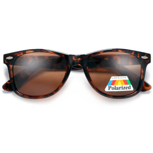 Original Classic 80s Wayfarer Sunglasses with Polarized Lens