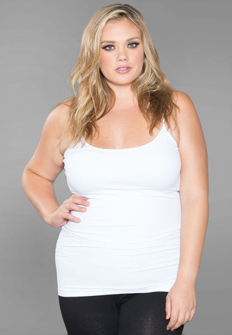 The Perfect Camisole - White