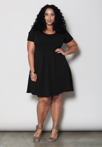 Joyce Dress - Black