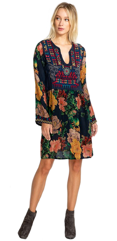 Bayani  Geo Tunic Dress