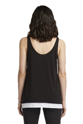 Double Layer Tie Tank