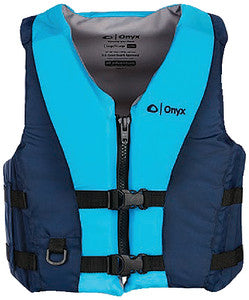 All Adventure Pepin Vest, 2X/3X Blue