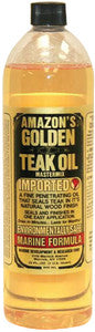Golden Teak Oil, Pint
