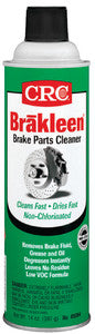 Brakleen<sup>&reg;</sup> Low VOC&#44; Non-Chlorinated Brake Parts Cleaner