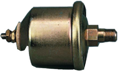 "Faria 80 PSI Single Station Oil Pressure Sender 1/8"" Thread, Standard Ground"
