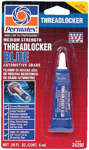 36 Ml #242 Med. Threadlocker