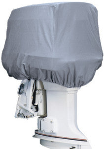 115-225 HP Outboard Motor Hood, Cotton Canvas