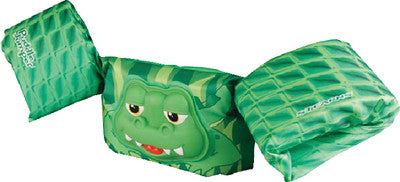 3D Puddle Jumper, Gator